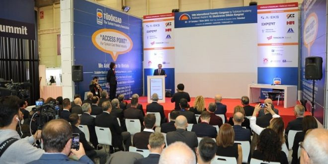 Steel and Foundry Technology, Machinery and Products Trade Fair