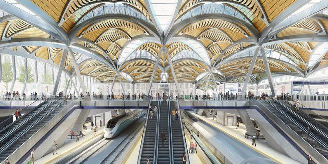 HS2 Euston Station