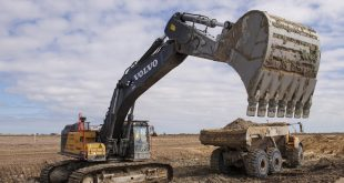 Volvo CE machines