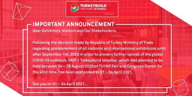 announcement postponed