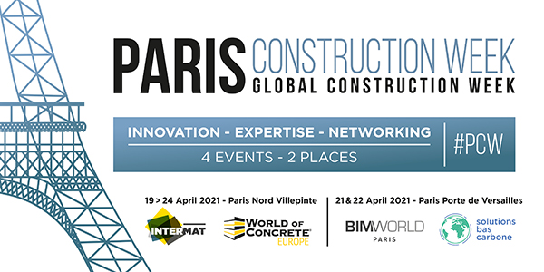 paris construction week
