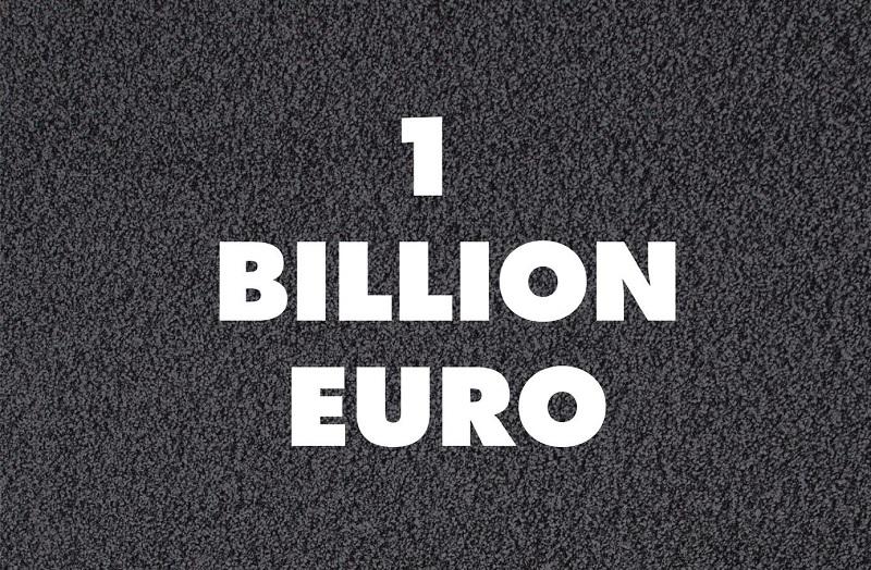 BPO moves 70 million tons of asphalt in 2 years