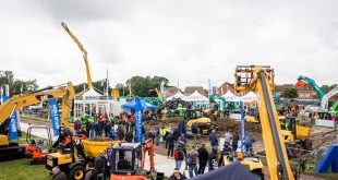 Plantworx Construction Machinery Fair