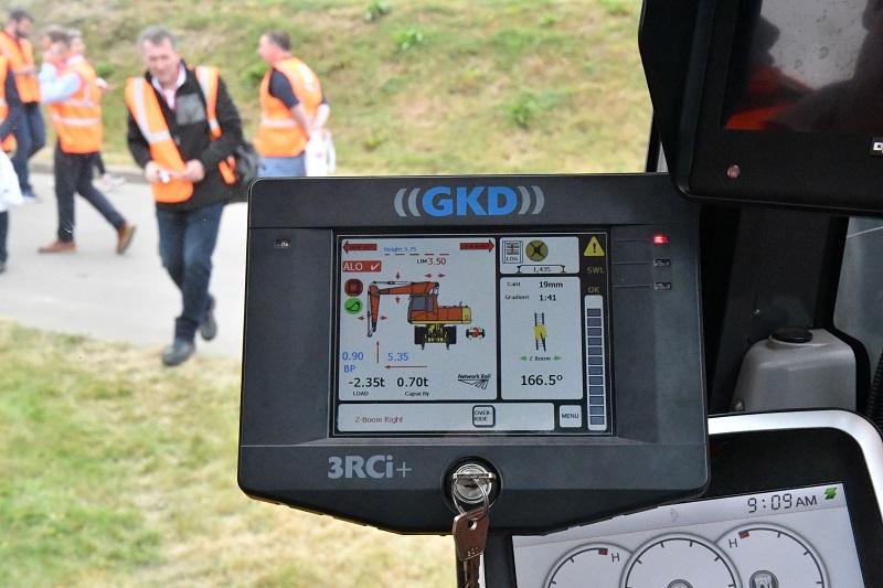 Pro Rail Services adopt GKD's 3RC