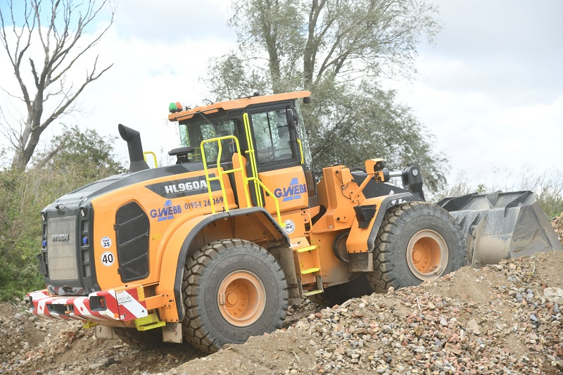 Hyundai Construction Equipment Europe PR