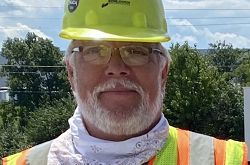 Don Swasing, CEM and COOof site prep firmSchlouch Inc