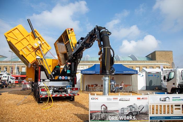 Nordbau construction fair